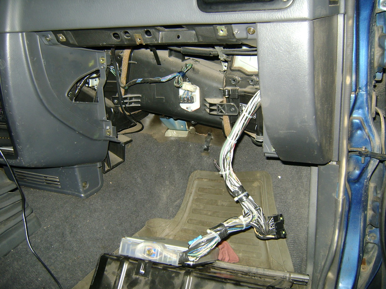 nissan an ecm relay location