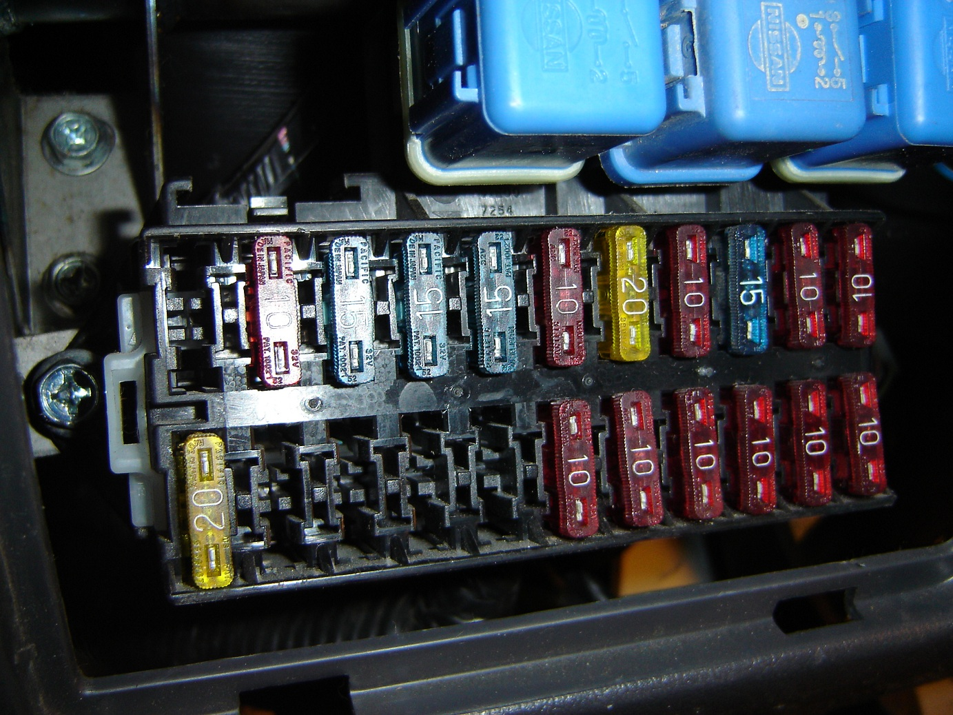 Replace the fuse box: Here's ...