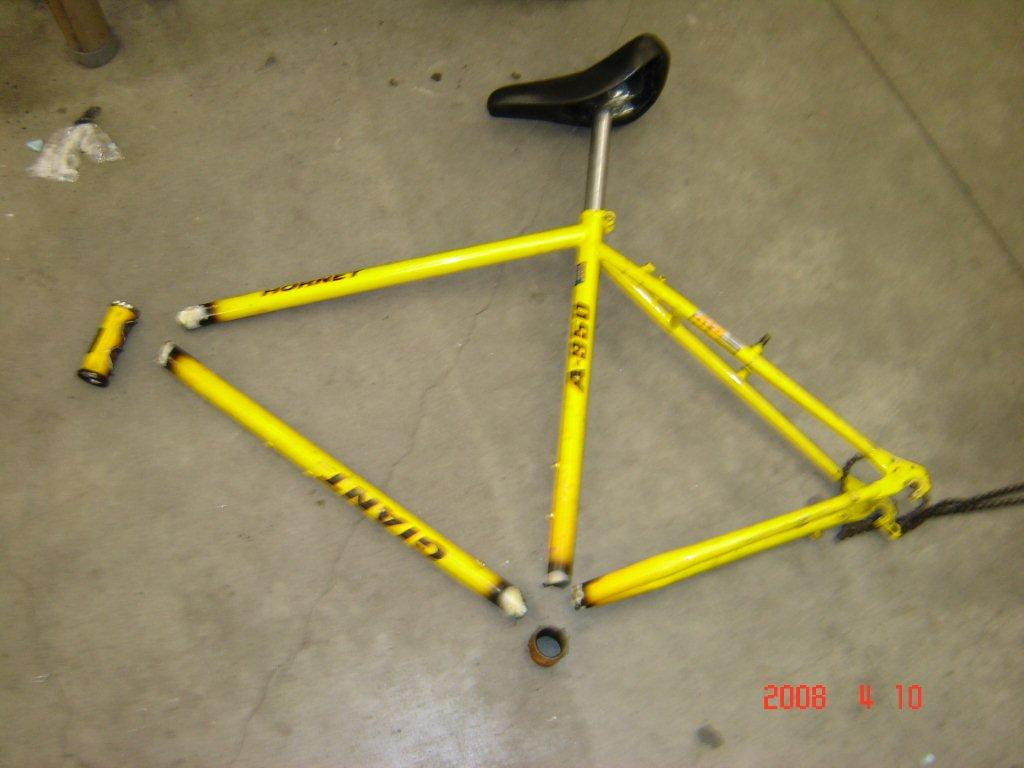 The Chopper Bicycle Mr Wellwood S Tech Ed Site